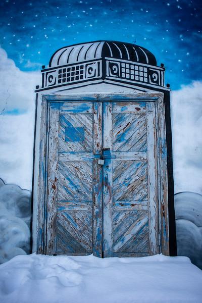 T.A.R.D.I.S. Doors