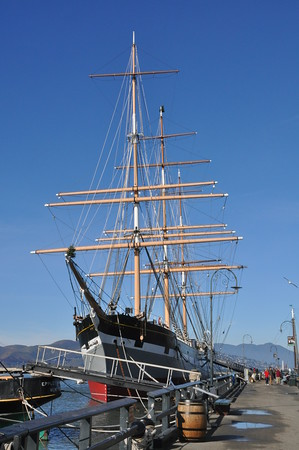 Balclutha 3 January 2010