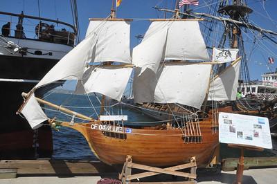 San Diego Festival of Sail 2012