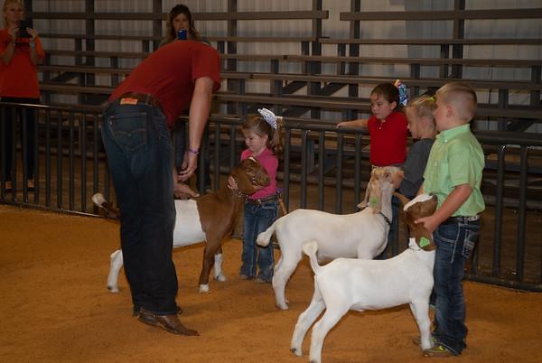 Taloga Goat Show