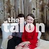 Barnett family sits for Talon Holiday Photoshoot at Talon Portrait Studio in Argyle, Texas, on November, 5, 2017. (Lauren Landrum / The Talon News)