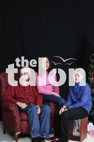 Bryant Talon Holiday Photos at  Argyle High School on 11/27/16 in Argyle, Texas. (Annabel Thorpe and Lauren Landrum