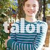 The Cargo family takes their family portraits in Argyle, Texas, on November, 10, 2018. (Lauren Landrum/ The Talon News)