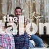 Eastman family sits for Talon Holiday Photoshoot at Talon Portrait Studio in Argyle, Texas, on November, 5, 2017. (Lauren Landrum / The Talon News)