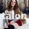 The Kraus family attends the Talon Holiday Photoshoot at Argyle High School in Argyle, Texas, on November, 12, 2017. (Lauren Landrum / The Talon News)