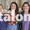 Lumpkins family sits for Talon Holiday Photoshoot at Talon Portrait Studio in Argyle, Texas, on November, 5, 2017. (Lauren Landrum / The Talon News)