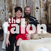 Montgomery family sits for Talon Holiday Photoshoot at Talon Portrait Studio in Argyle, Texas, on November, 5, 2017. (Lauren Landrum / The Talon News)