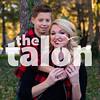 Rickert Family Photos at Pioneer Circle in Argyle, Texas, on November 17, 2018. (Lauren Kraus / The Talon News)