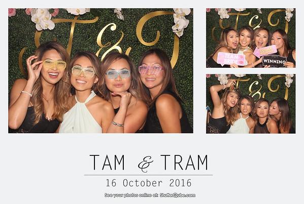 Tam & Tram October 2016