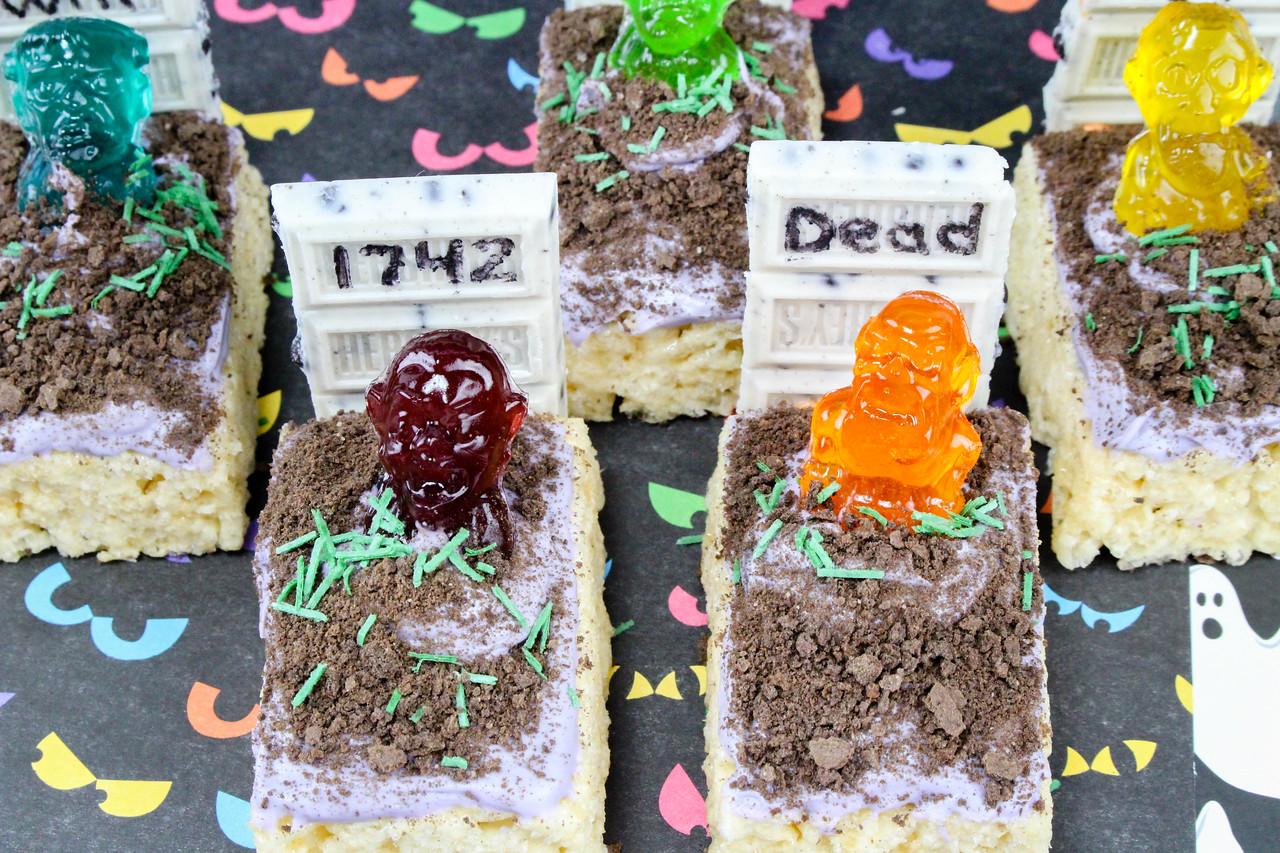 Zombie Graves 7