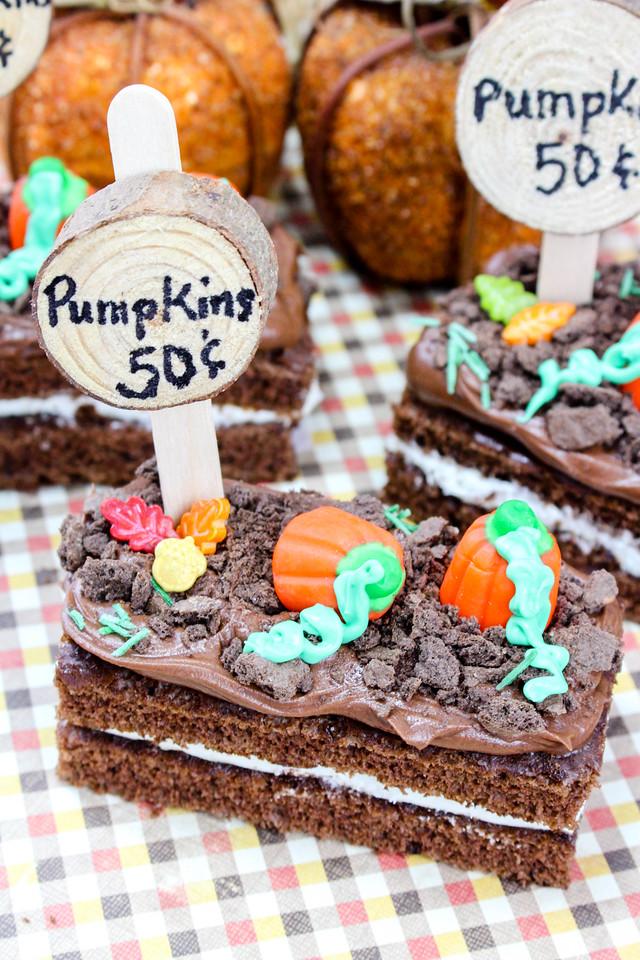Pumpkin Patch Treats Sample 7
