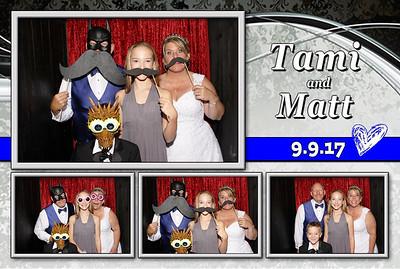 Tami and Matt's Wedding