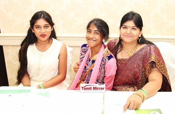 Tamil Nadu Community Centre & Arjun May 5, 2016