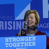 Tammy Baldwin At Hillary Clinton Early Vote Event In Appleton, WI
