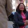 Tammy Duckworth At City Club Of Chicago At Maggiano's Banquets In Chicago, IL