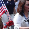 Tammy Duckworth At July 4th Parade In Evanston, IL