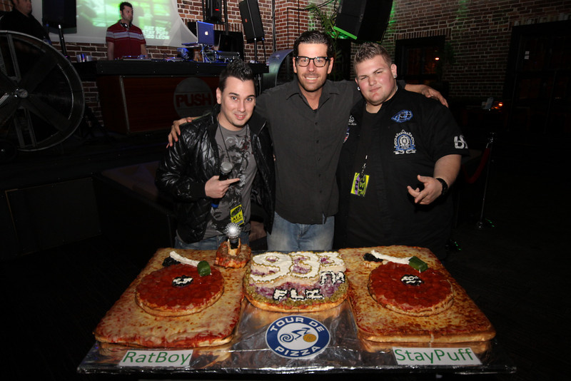 """Throwdown Thursdays with 93.3 FLZ at Push... January 28, 2010  A Special Shout out to Matt from Tour De Pizza, you are a true innovator  He has Successfully created 93.3FLZ Turntables Pizza...  <a href=""""http://www.24sevenmagazine.com/St-Petersburg/Push-Ultra-Lounge/Push-Jan-28-2010/11081543_K3WcB#775886049_XrRh8"""" target=_blank>click here to see the full album...</a>  <a href=""""http://www.24sevenmagazine.com/St-Petersburg/Push-Ultra-Lounge/Push-Jan-28-2010-Save/11081592_zftsw#775893118_GmDgr"""" target=_blank>click here for savable pics...</a>"""
