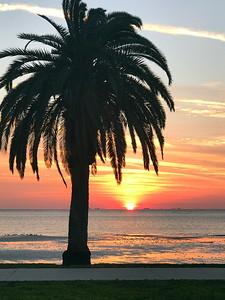 2_3_20 Sunrise at North Shore Park