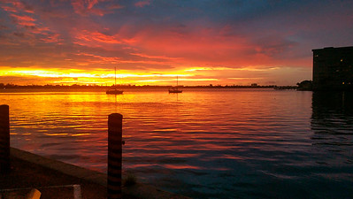 5_8_20 Boca Ciega Bay Sunset
