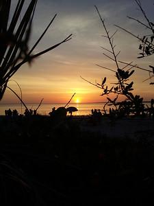 8_16_18 Sunset Beach Sunset