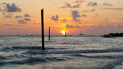 8_22_18 Sand Key Sunset