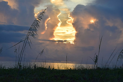 7_18_18 Sunset at Turtle Beach, Siesta Key