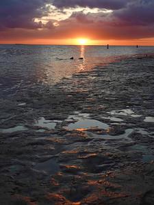 4_4_21 Sunset along Sunset Beach