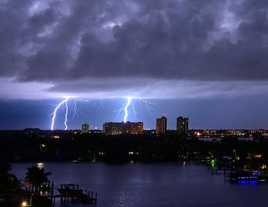 2_8_21 Lightning in St Petersburg