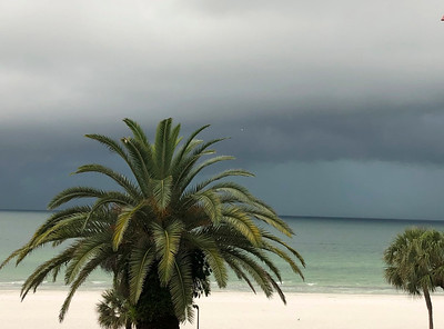 6_19_21 Storm approaching Redington Shores