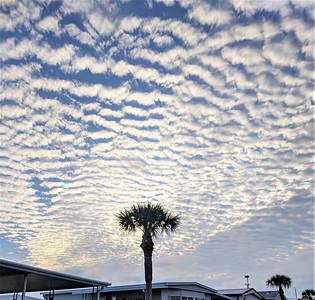 3_20_21 Beautiful cloud formation