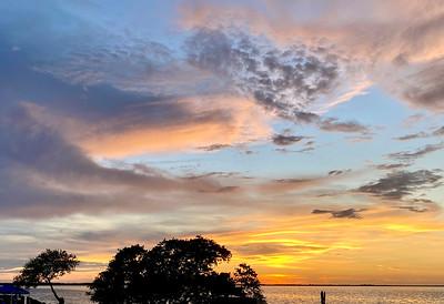 5_22_21 Sunset Tampa Bay