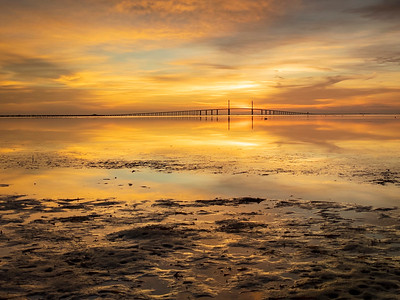 7_21_19 Sunshine Skyway Bridge Sunrise