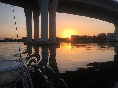 7_11_19 Sunrise On The Harbor