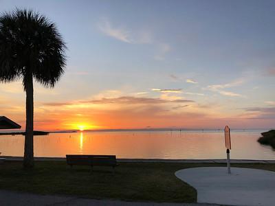 5_30_19 Bayport Park at sunset