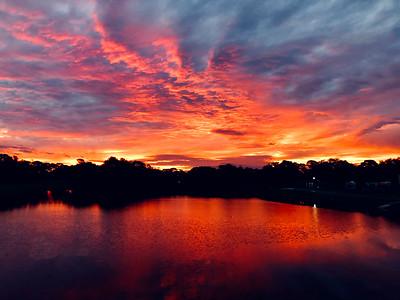 12_10_20 Weeki Wachee Sunset