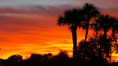 2_11_20 Sunrise In New Port Richey