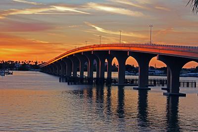 7_7_20 St Pete Bridge at Sunset