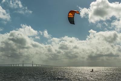 Kiteboard and Skyway 2