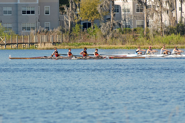 OARS 2011:  The Rowing