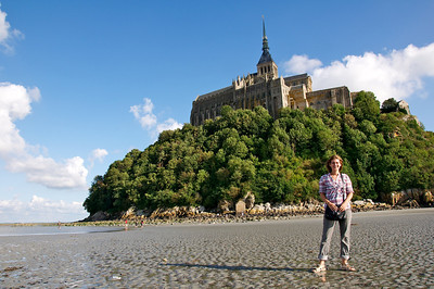 Normandie, Mont St. Michel