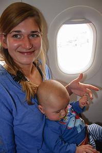 Šimon je již zkušený letec a 4 hodiny na Krétu zvládl levou zadní.