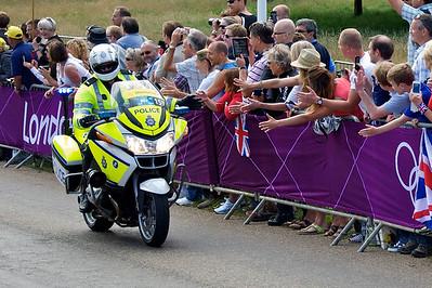 London 2012 | Cyklistika