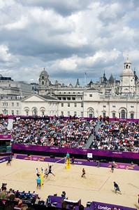 London 2012 | Beach Volleyball