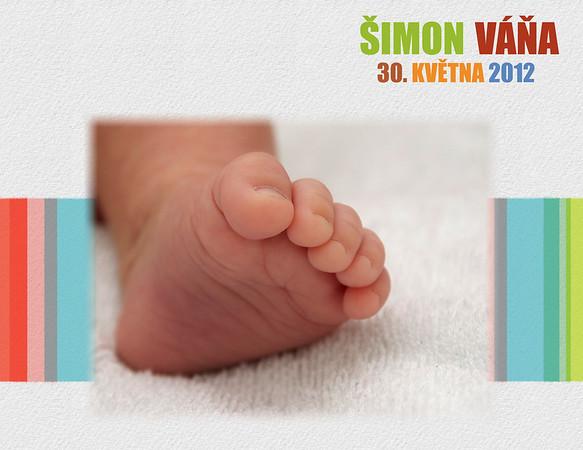 Narodil se Šimon