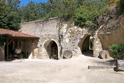 Saumur a okolí | Troglodyt village