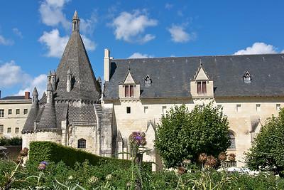 Saumur a okolí