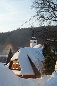 Návštěva na Slovensku | Špania dolina