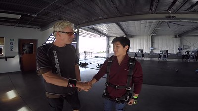1532 Yijia Xue Skydive at Chicagoland Skydiving Center 20171020 Len Cody