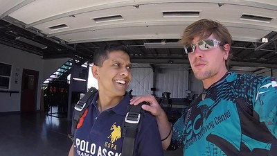 1424 Seshanand Rao Skydive at Chicagoland Skydiving Center 20170808 Eric Eric