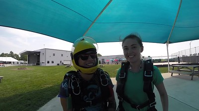 1206 Raquel Cadena Skydive at Chicagoland Skydiving Center 20170810 Jessie Amy